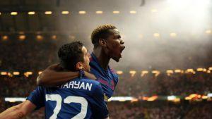 Breaking News; Manchester United Wins Europa League Final (0  2)  Against Ajax (Pics.)