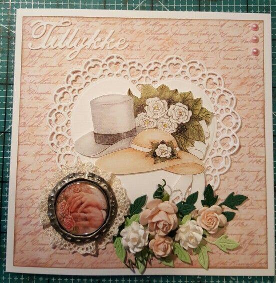 Bryllupskort 2