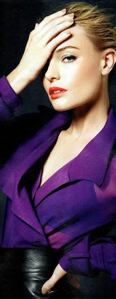 !!! Perfect red lip !!! Kate Bosworth for Tom Ford