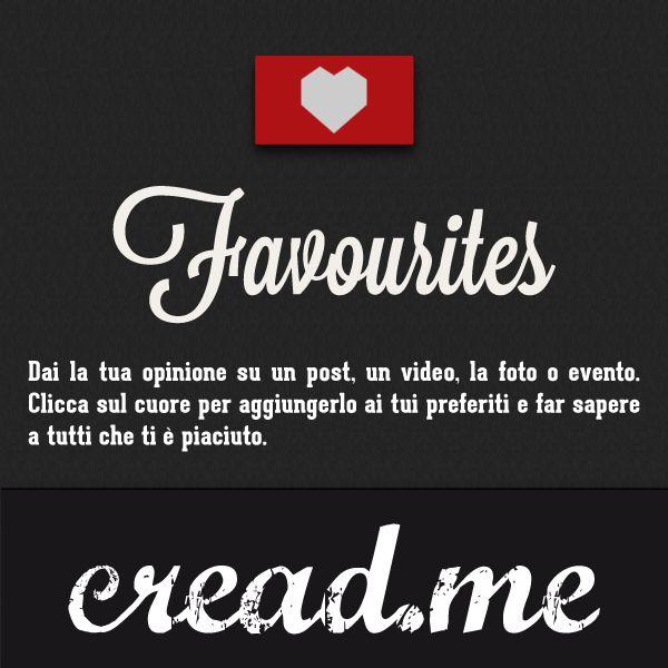 cread.me | Favourites