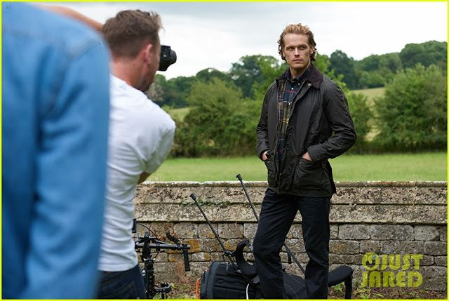 Outlander Homepage: OUTLANDER CAST PHOTO SHOOTS AND RED CARPET APPEARANCES
