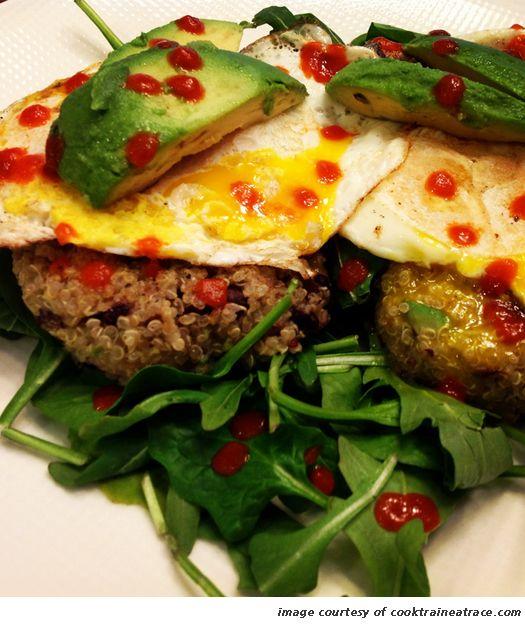 Vegan Quinoa And Black Beans Recipe — Dishmaps