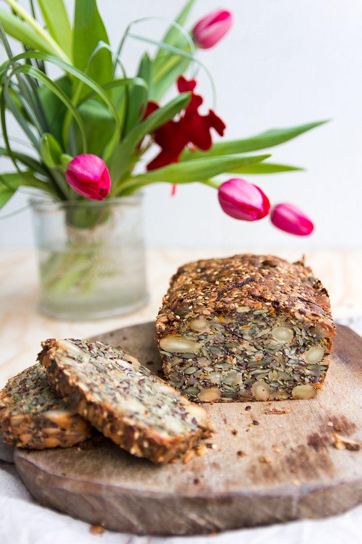 Oříškový chleba (bez lepku)
