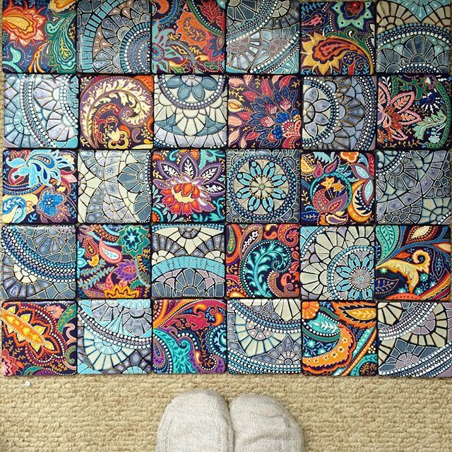 Пора бы уже закончить... #ihavethisthingwithfloors#art_we_inspire