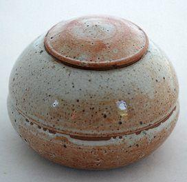 Campbell Hegan / Lidded Pot. $50