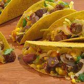 Tacos de canard, salsa de pêches et maïs - Qu'est-ce qu'on mange pour souper