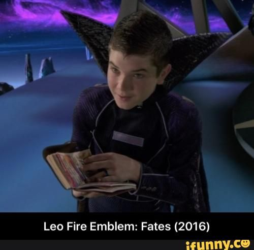 Fire Emblem: If/Fates - Leon/Leo X Shark Boy and Lava Girl <--- why am I laughing so hard!? X'D