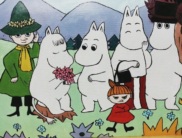 moomin for matilda