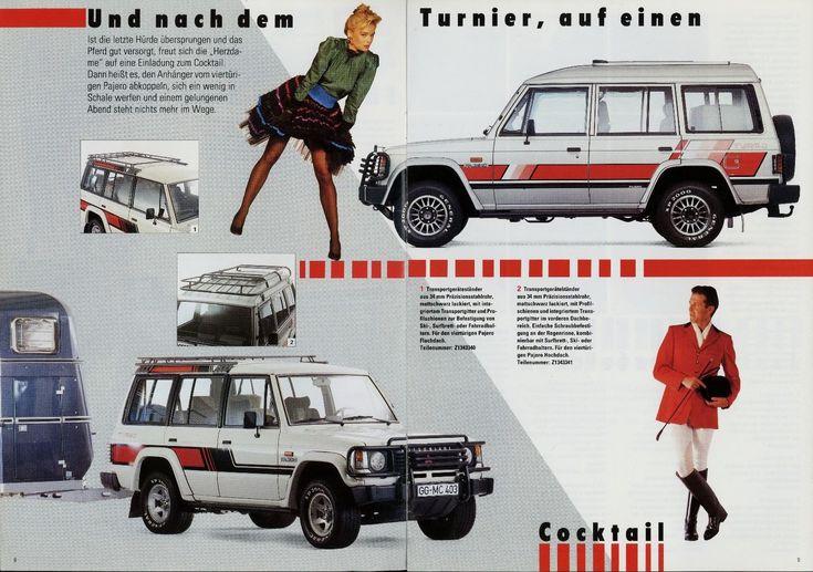 Best 588 pajero 1 images on Pinterest | Gen 1, Mitsubishi pajero and Mk1