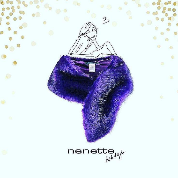 A PRESENT FOR YOU!!!#accessoriglamour #ecopelliccia # colli # tanti colori #-50% #iNenette  Www.pegboutique.com