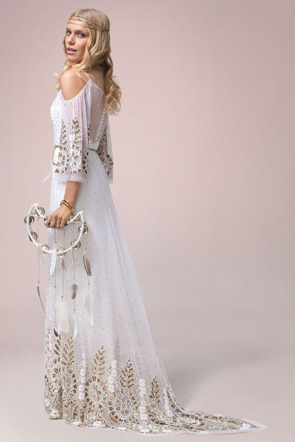 51 best vestidos de novia images on Pinterest | Weddings, Cute ...