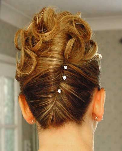 Unique Prom Updo Hairstyles