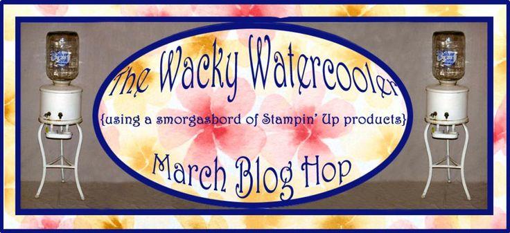 Wacky Watercooler March Hop