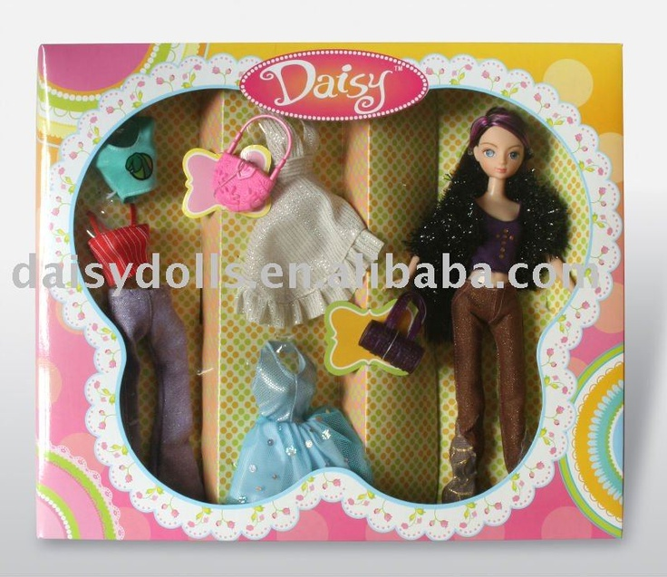 Daisy Eco-friendly Dolls - Buy Eco-friendly Dolls,Plastic Dolls,Girl Doll Set Product on Alibaba.com