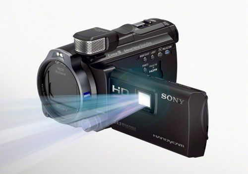 2013 Best Sony Full HD Projector Camcorders, HDR-PJ790V!