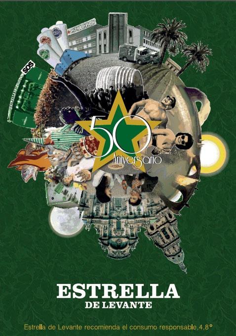 Cartel Concurso Estrella Levante.
