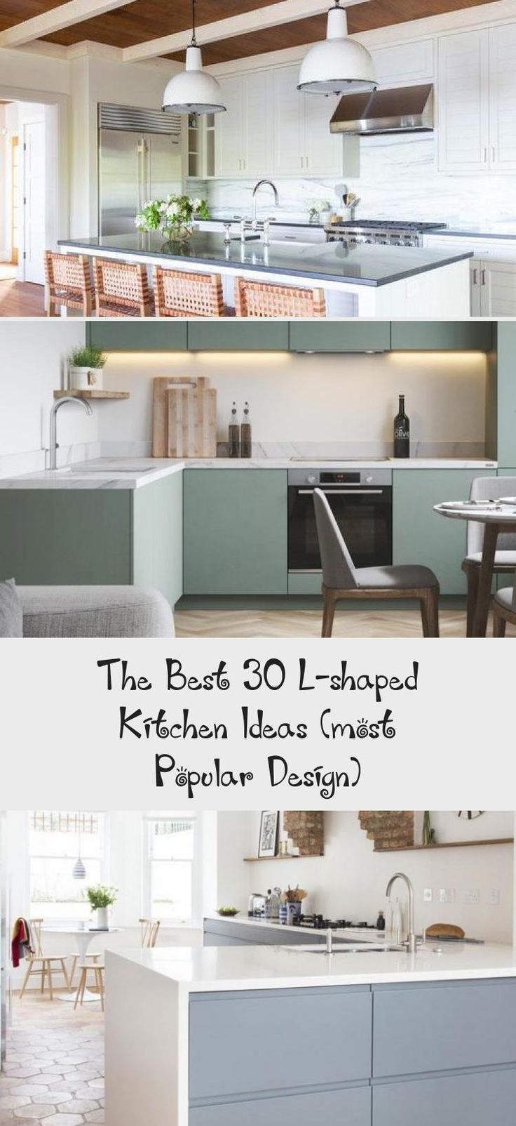 the best 30 l shaped kitchen ideas most popular design in 2020 with images kitchen design on l kitchen id=54831