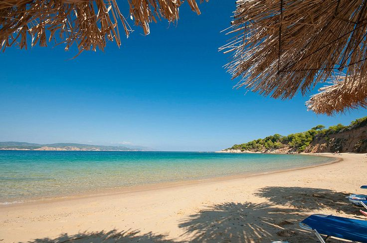 Mandraki beach_Skiathos island,Greece I was there with my george during the summer of the year 1975