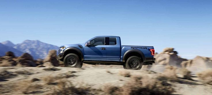Photo: Picture 5 - Detroit LIVE: 2017 Ford F-150 Raptor