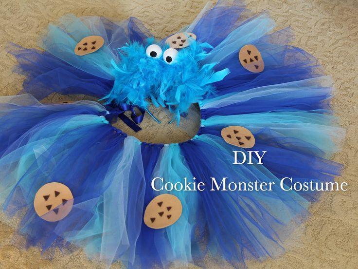 Cookie Monster Costume | Halloween Costume