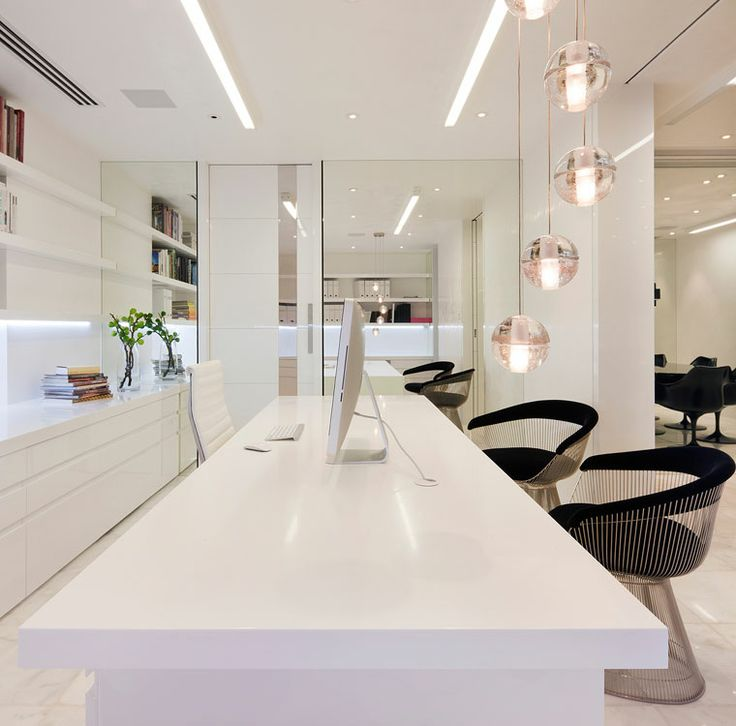 Modern Office Spaces: 46 Best Images About Commercial Building Design On
