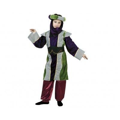 17.50€ - T7-9, T10-12. Disfraz de princesa árabe infantil