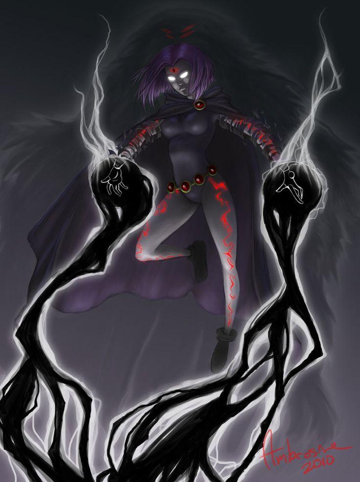 Teen titans raven images you