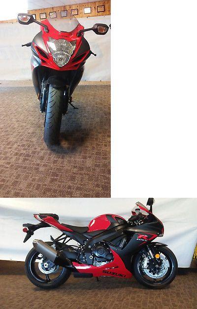 Motorcycles: 2016 Suzuki Gsx-R New 2016 Suzuki Gsx-R 600 -> BUY IT NOW ONLY: $7995 on eBay!