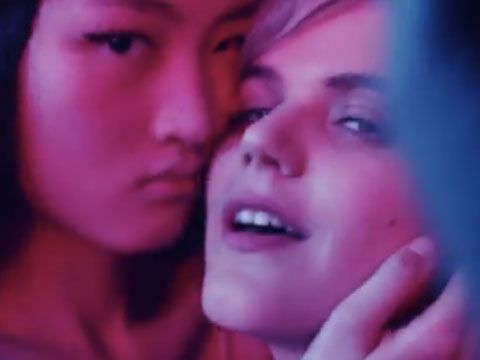 WATCH: Calvin Klein Features SoKo and Lesbian Kisses in a Perfume Ad 'For All Of Us'
