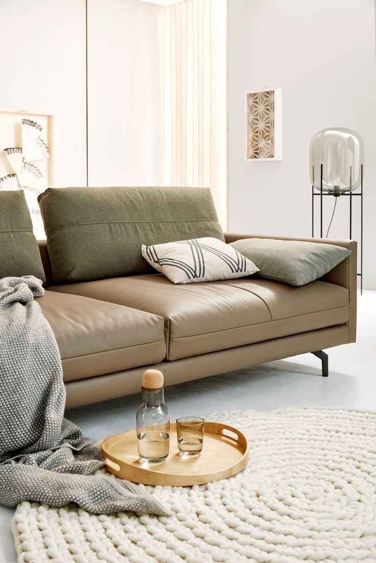 Designer couch rund  Die besten 25+ grau Ledersofa Ideen auf Pinterest