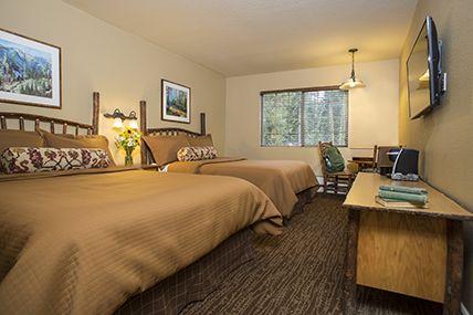 John Muir Lodge | Grant Grove | Sequoia & Kings Canyon National Parks