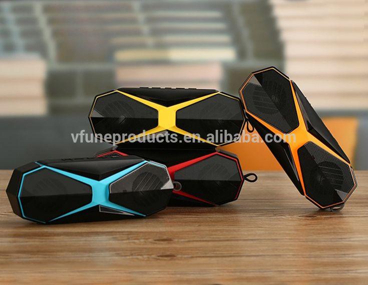 2017 Private Moulding Ultrasonic Mosquito Repellent Speaker Wireless IPX7 Waterproof Speaker