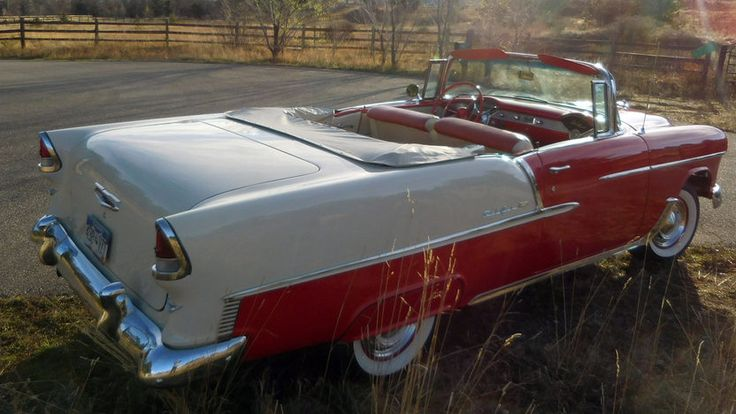 1955 Chevrolet Bel Air Convertible - 3