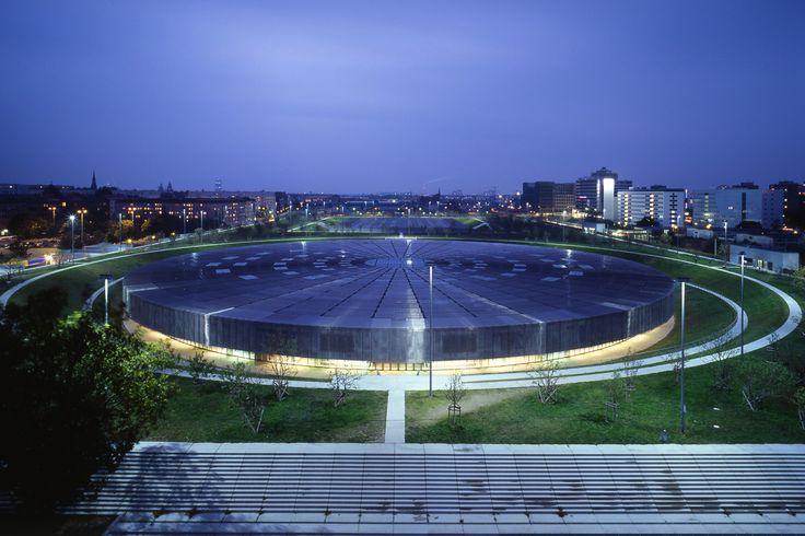 Vélodrome et Piscine Olympique