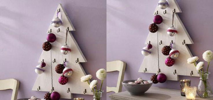 Zrób to sama - świąteczny stroik choinka | Jedyny serwis dla kobiet z nagrodami za czytanie na temat moda 2013, uroda, zdrowie