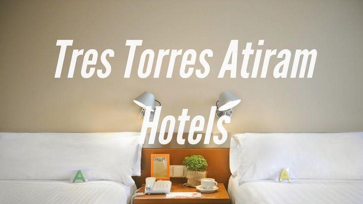 Tres Torres Atiram Hotels en Barcelona, España
