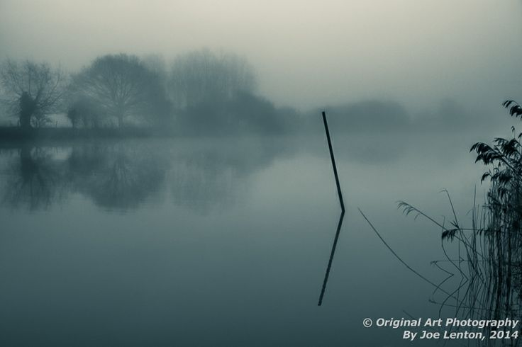 """""""Silhouettes & Reflections in the Fog"""" won a """"highly commended"""" award in the Pictorial & Fine Art section of the Societies' monthly international competition in February 2014"""