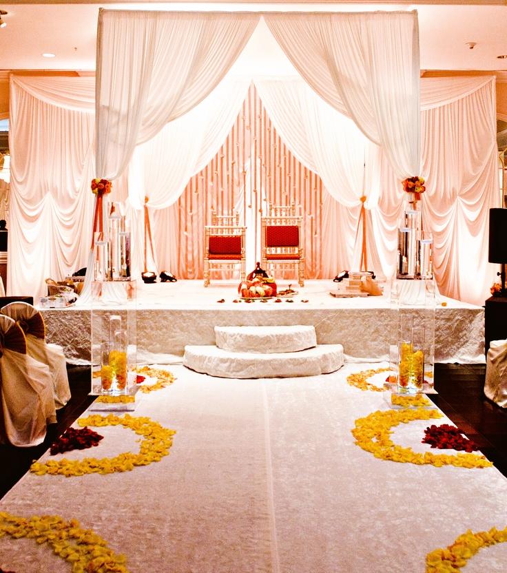 210 best indian wedding decor images on pinterest