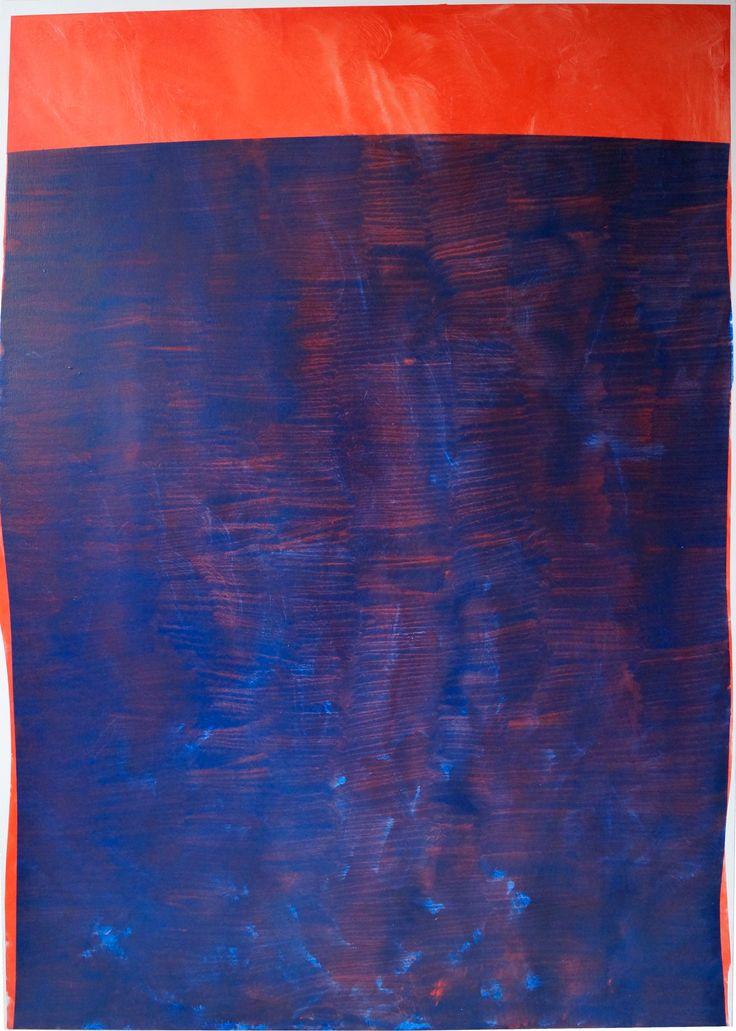 Bogna Wisniewska, dubious, 150 x 102, Oil on canvas
