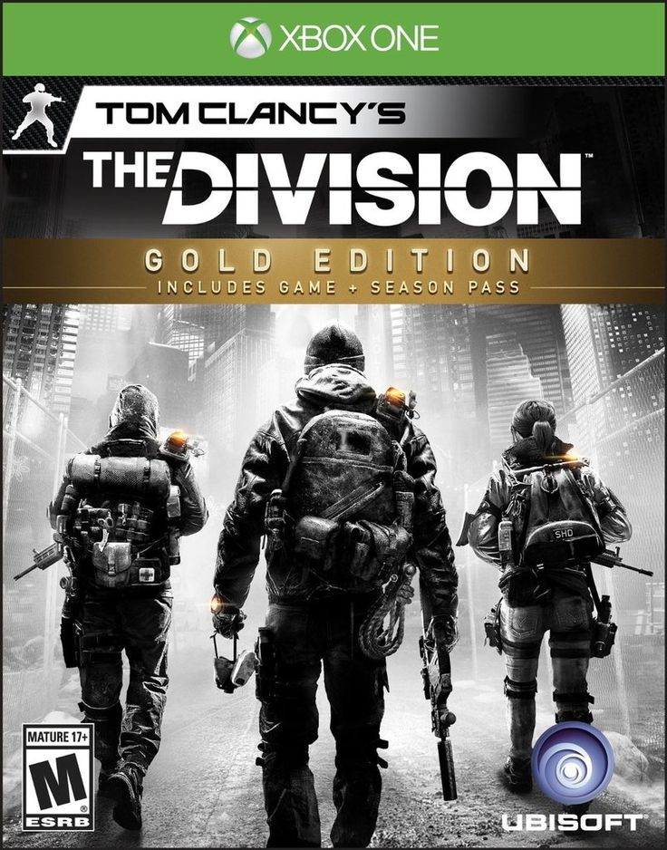Tom Clancy's The Division Gold Edition For Xbox One (Physical Disc) for only $87.95 https://www.gamecheap.com/products/tom-clancys-division-pre-order-xbox-one-physical-game-disc-us-copy?utm_content=buffer41b6d&utm_medium=social&utm_source=pinterest.com&utm_campaign=buffer via @gamecheap   #gamecheap #gamecheapdeals #videogames #videogamedeals #cheapvideogames #gamecheapvideogames