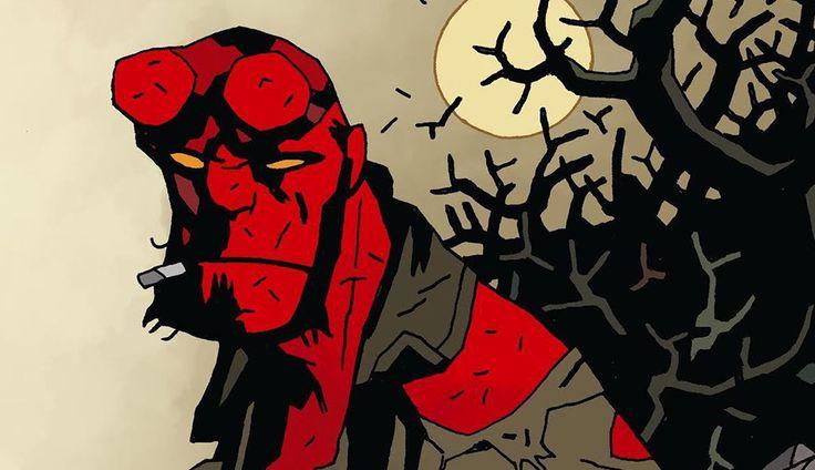 Hellboy: Rise of the Blood Queen: Η Lionsgate μάλλον θα κάνει το reboot // More: https://hqm.gr/hellboy-reboot-taken-over-lionsgate // #Action #Adaptations #Adventure #AndrewCosby #ChristopherGolden #DarkHorseComics #DavidHarbour #Fantasy #Hellboy #HellboyRiseOfTheBloodQueen #Lionsgate #MikeMignola #NeilMarshall #Reboot #SciFi #Superheros #Comics #Entertainment #Movies