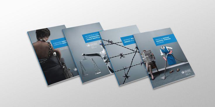 UN brochures Covers