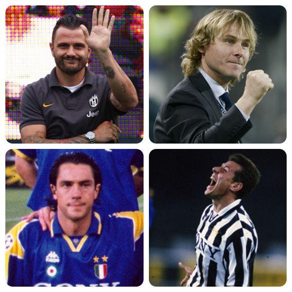30 agosto, quando nascono i campioni: buon compleanno a Simone Pepe, Pavel Nedved, Paulo Sousa e Vladimir Jugović!