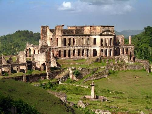 ZOOM SUR HAITI |Le Palais Sans-Souci de Milot - sur les traces du Roi