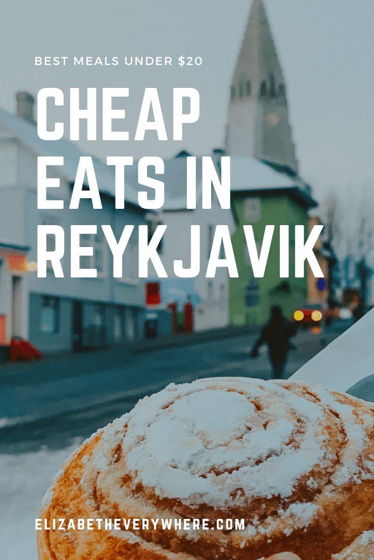 Low cost Eats in Reykjavik – Reykjavik on a Finances