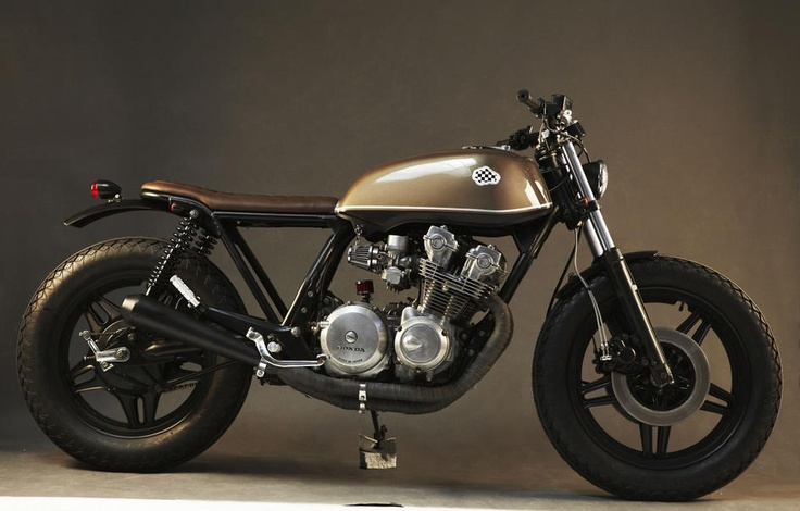Honda CB 750 Kz 1980 CRD#5 Cíclope / Motos en venta / motos / Home - Cafe Racer Dreams