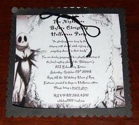 72 best Nightmare Before Christmas Birthday Party Planning For My ...