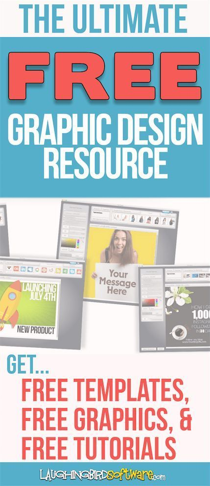 FREE graphic design software for bloggers, freelancers, entrepreneurs and small business owners. The Creator graphics software makes it easy to create your own designs for your blog, web page, social media and more +  Free pre-designed graphics, templates and tutorials.