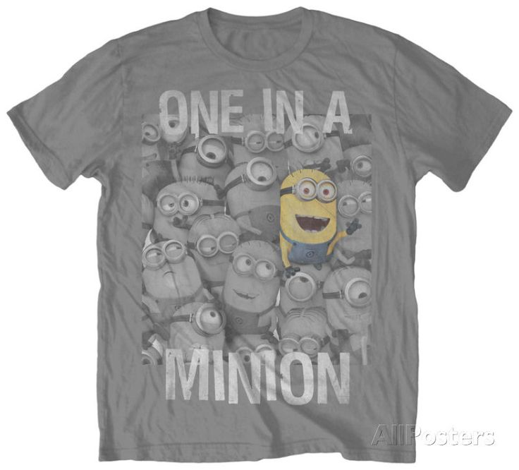 Despicable Me 2 One in A Minion T Shirt | eBay