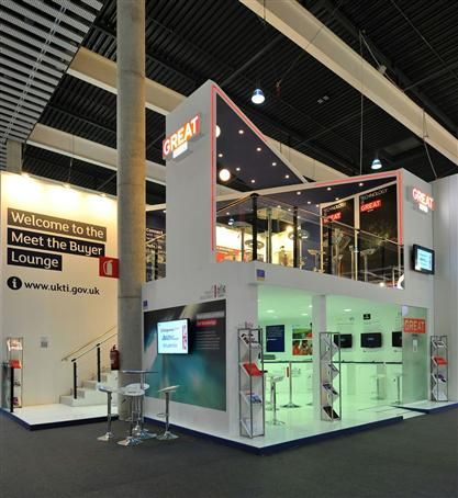 UK Trade & Investment Stand MWC13 | Gallery | Creative Forum